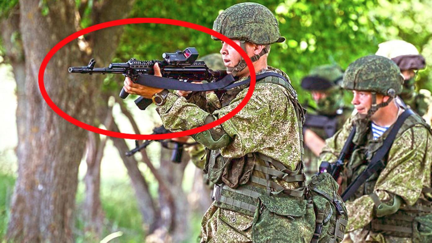 АК-74М Обвес