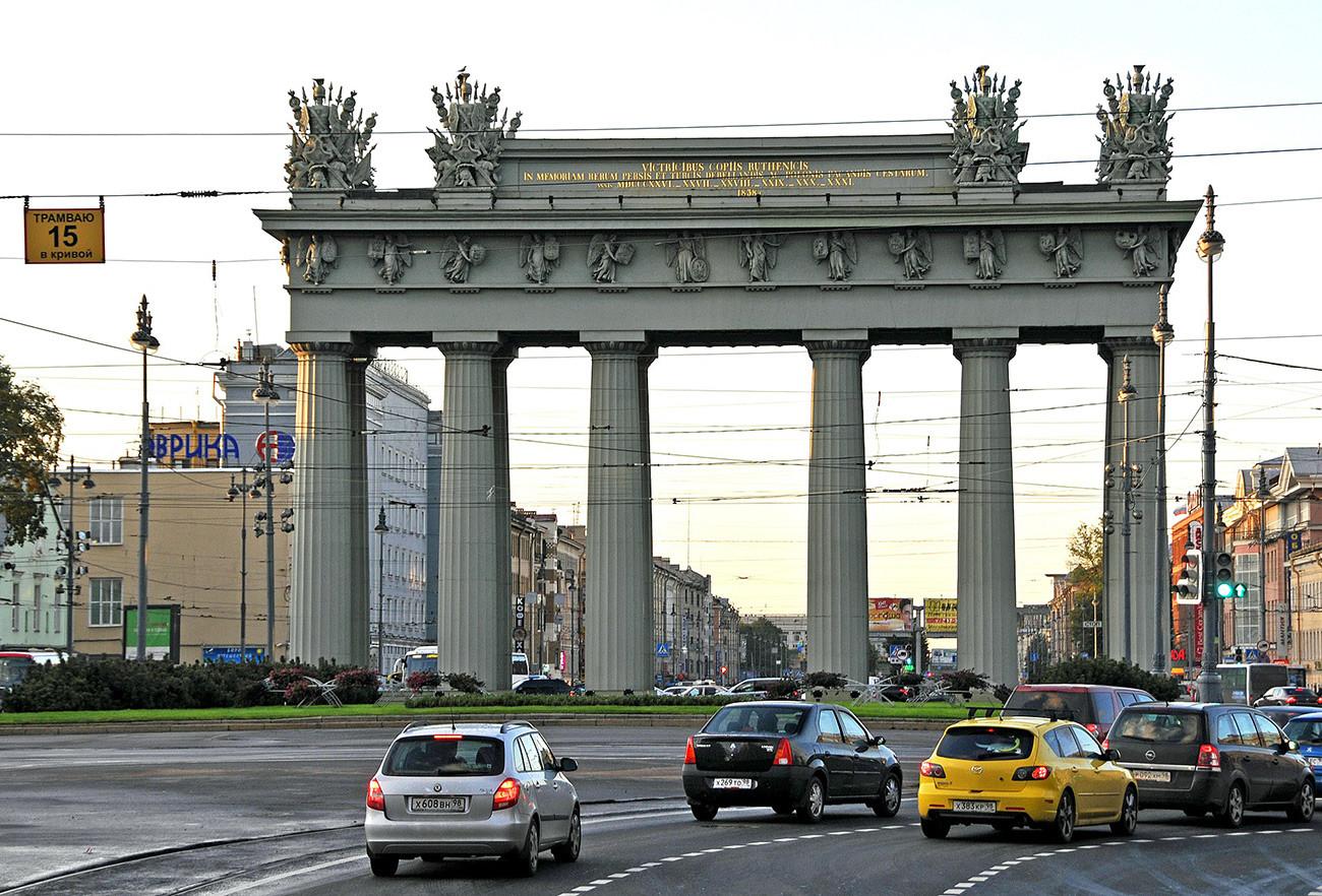 Московска капија