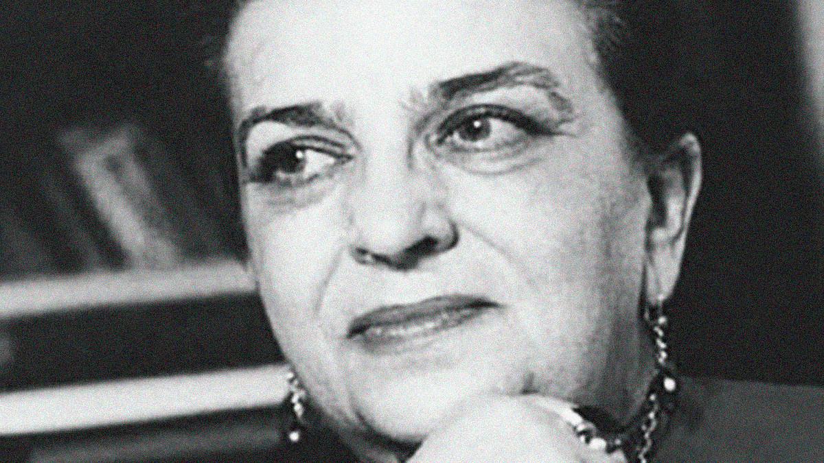 Dina Kaminskaya