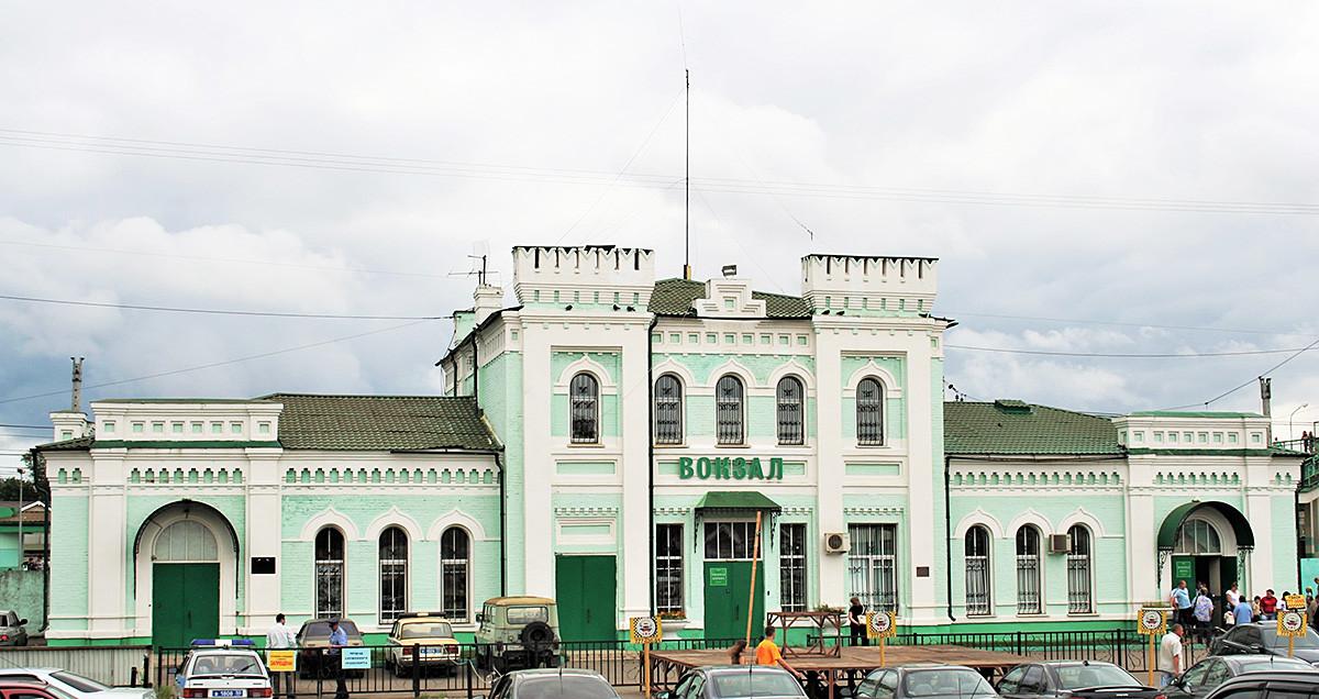 ベラルースキー駅