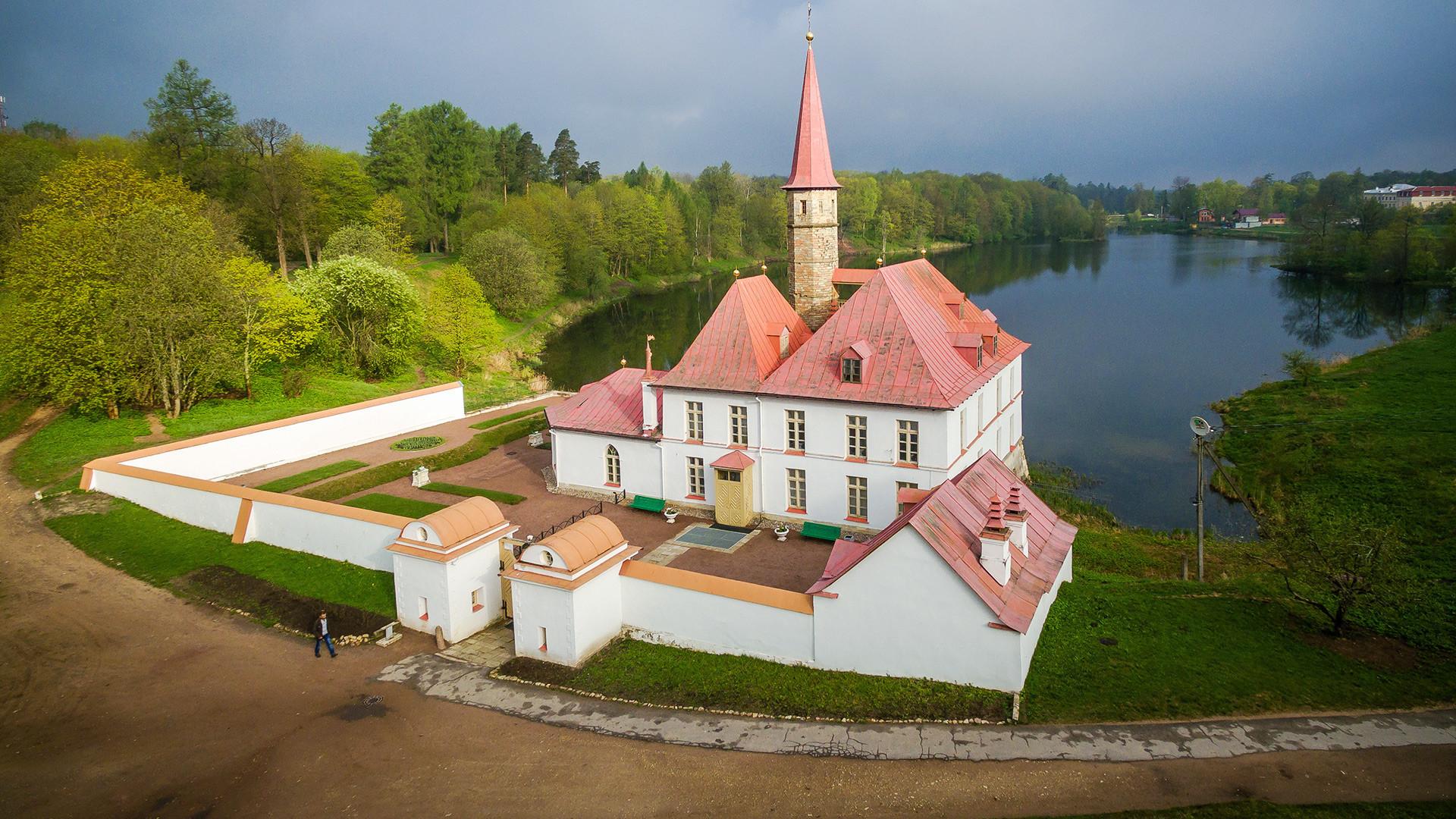Prioratski-Palast