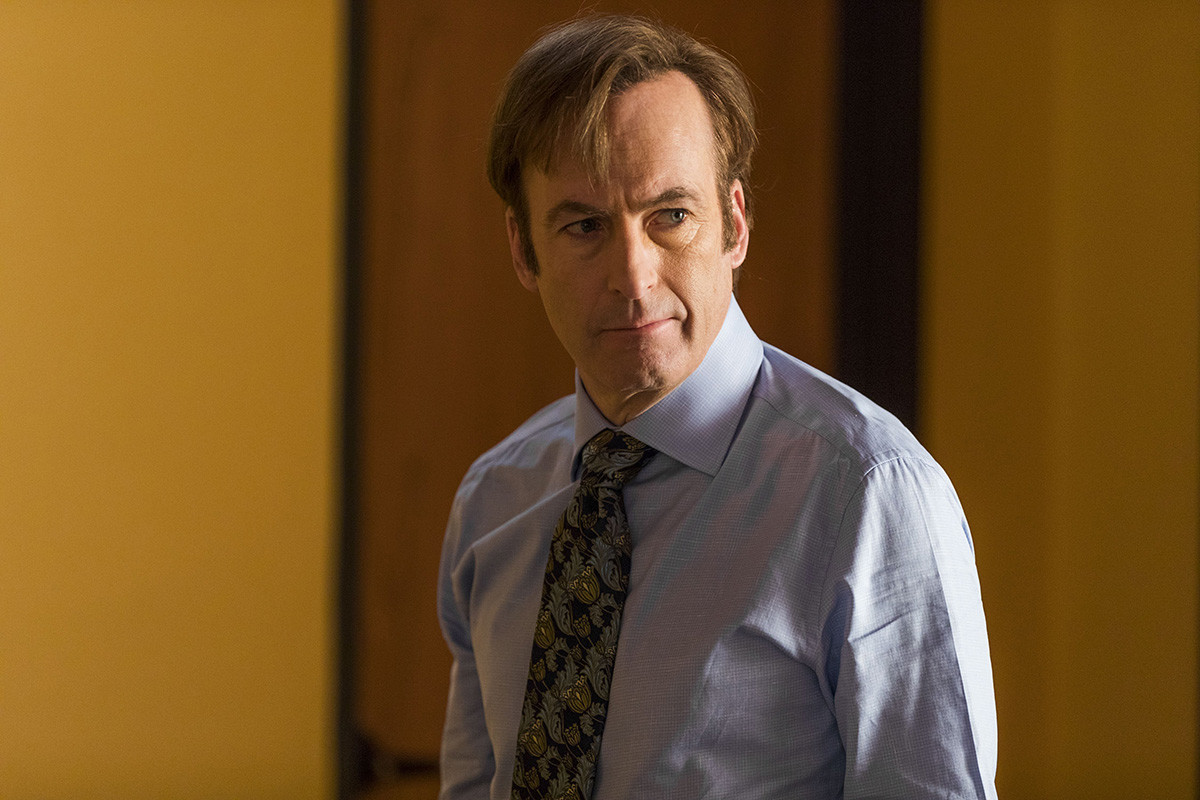 Bob Odenkirk. 'Better Call Saul'