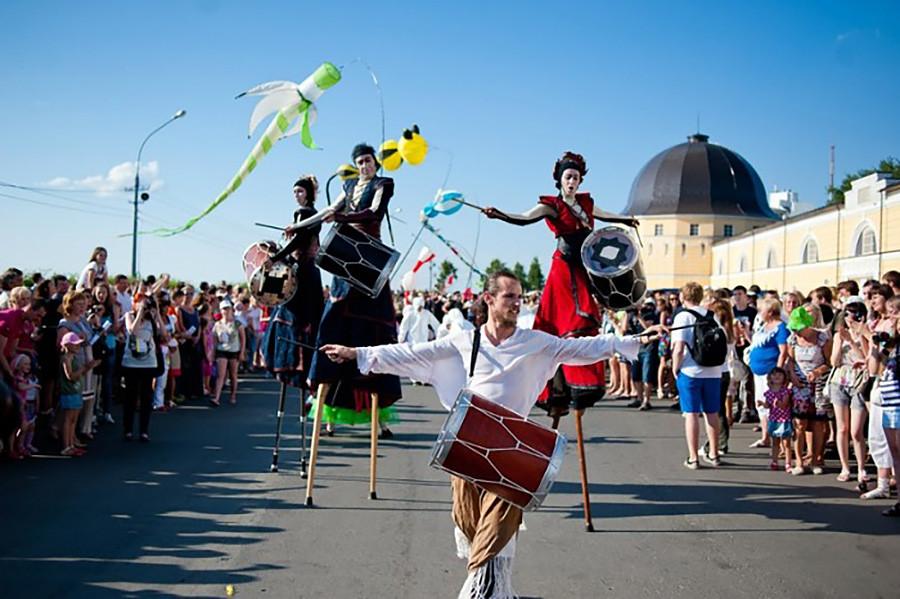 Festival international de théâtre de rue