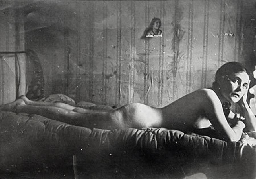 Љиља Брик, фотографија с краја 1920-их.