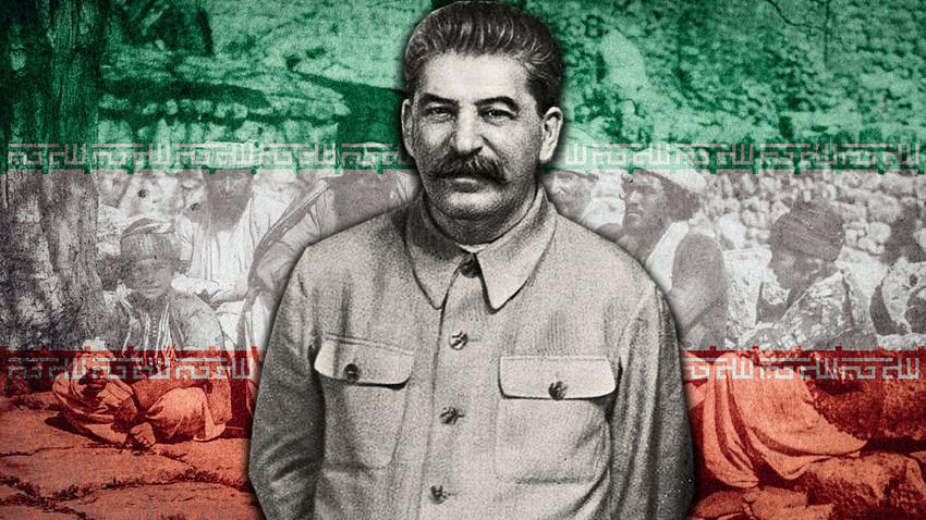 Quando Stálin tentou anexar o Irã