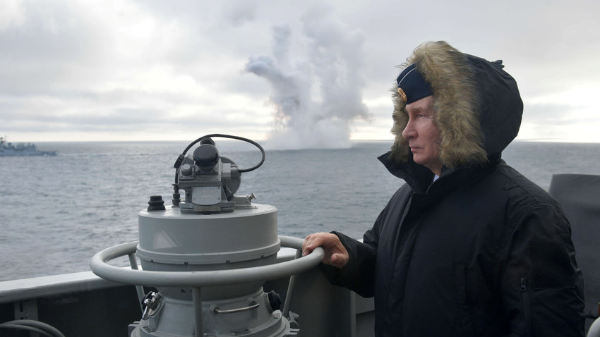 Черно море, 9 януари 2020 г.