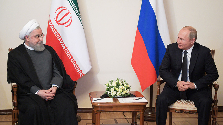 A Rússia é aliada do Irã? - Russia Beyond BR