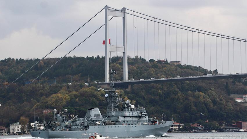 Izviđački brod ruske ratne mornarice