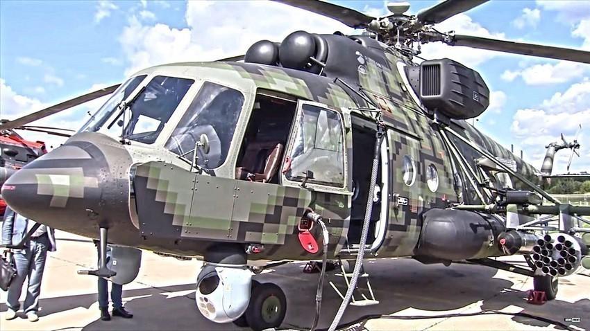 Mi-8AMTŠ-VN