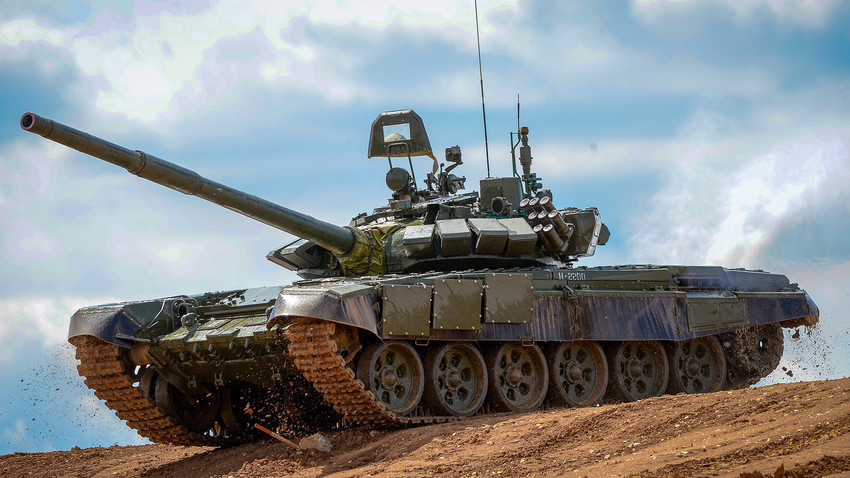 Т-72Б3 - Илустрација