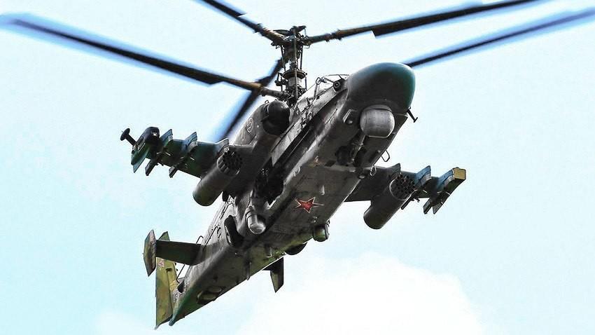 """Ка-52 """"Алигатор"""""""
