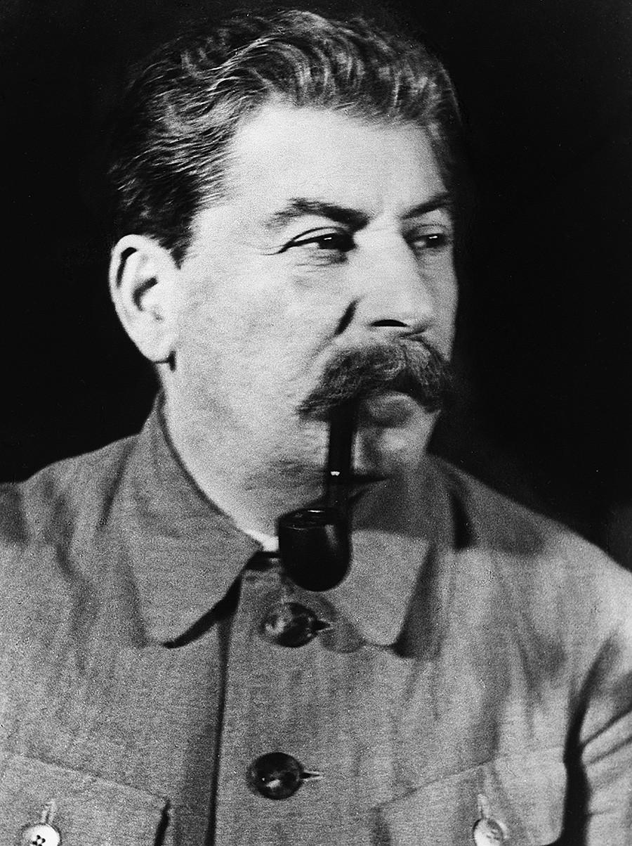 Јосиф Стаљин (1879-1953), генерални секретар Централног комитета Комунистичке партије Совјетског Савеза.