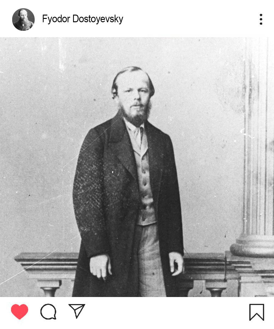 Wawancara dengan 'Arwah Dostoyevsky': Apa yang Akan ...