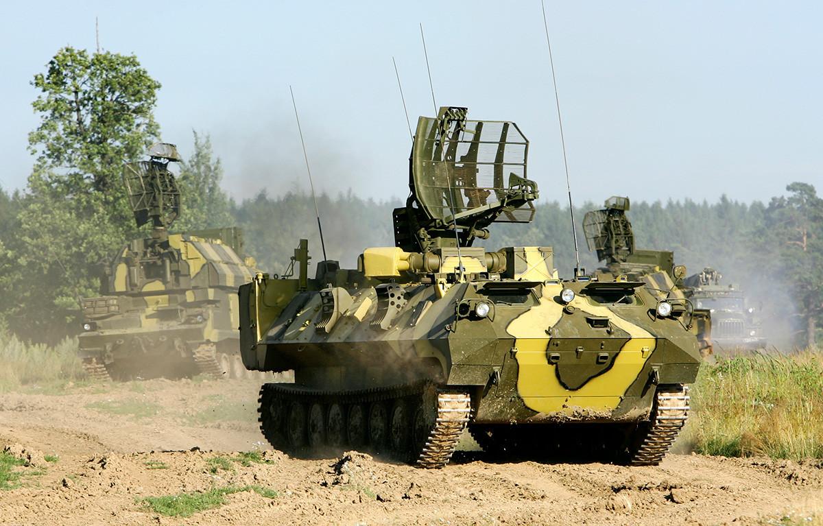 Tor-M1 missile system