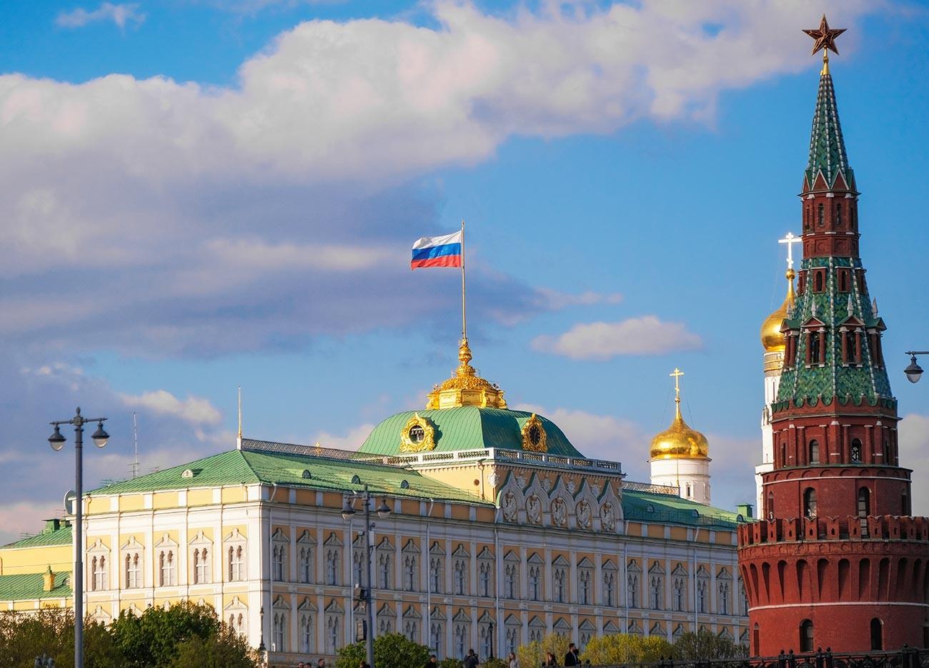 Grand Kremlin Palace.
