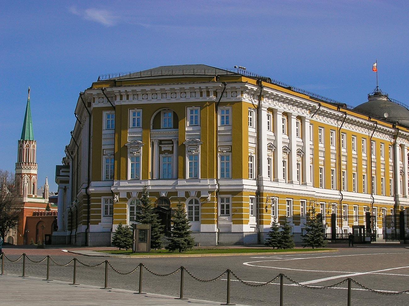 Kremlin Senate.