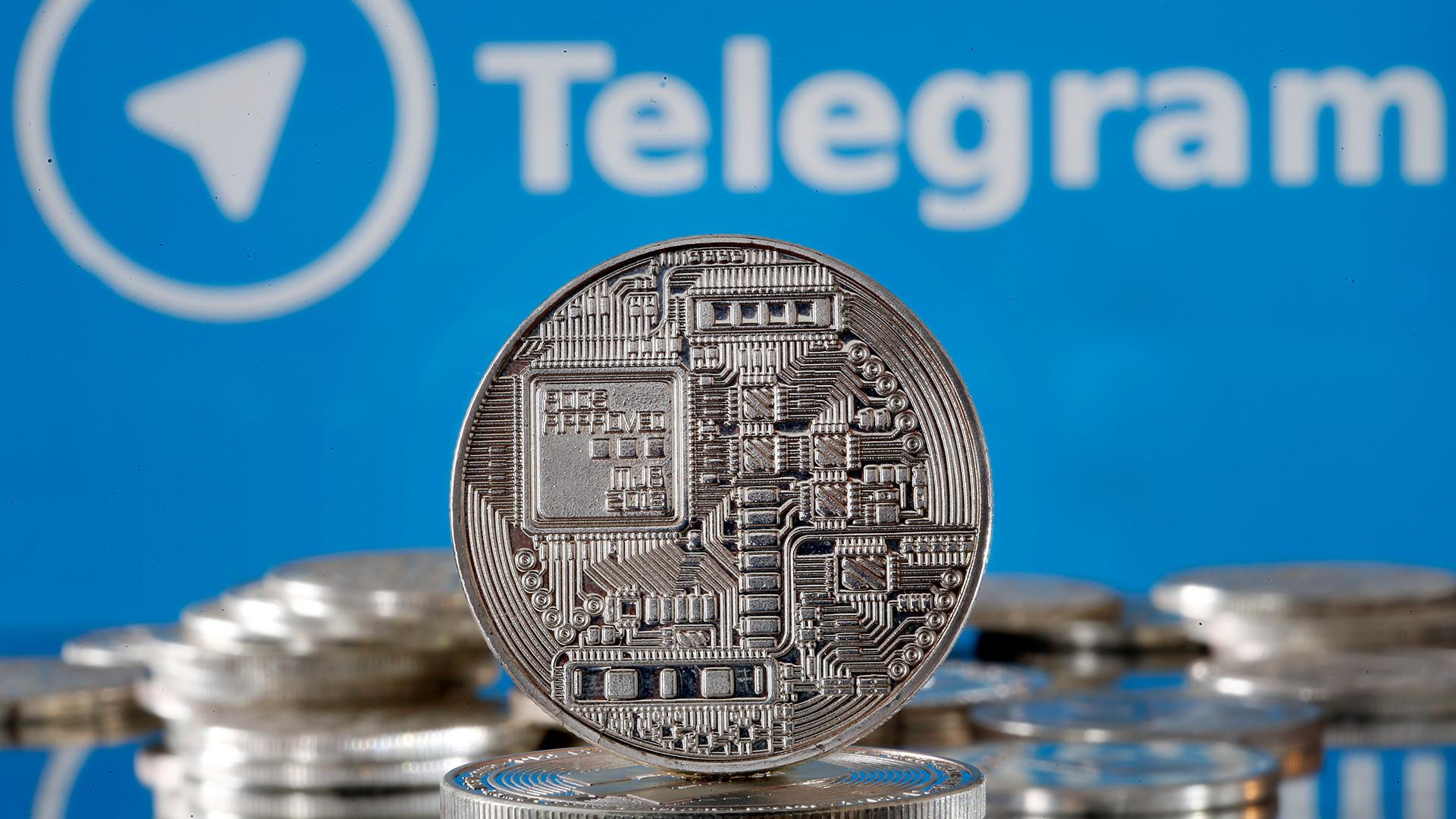 Telegramova valuta Gram