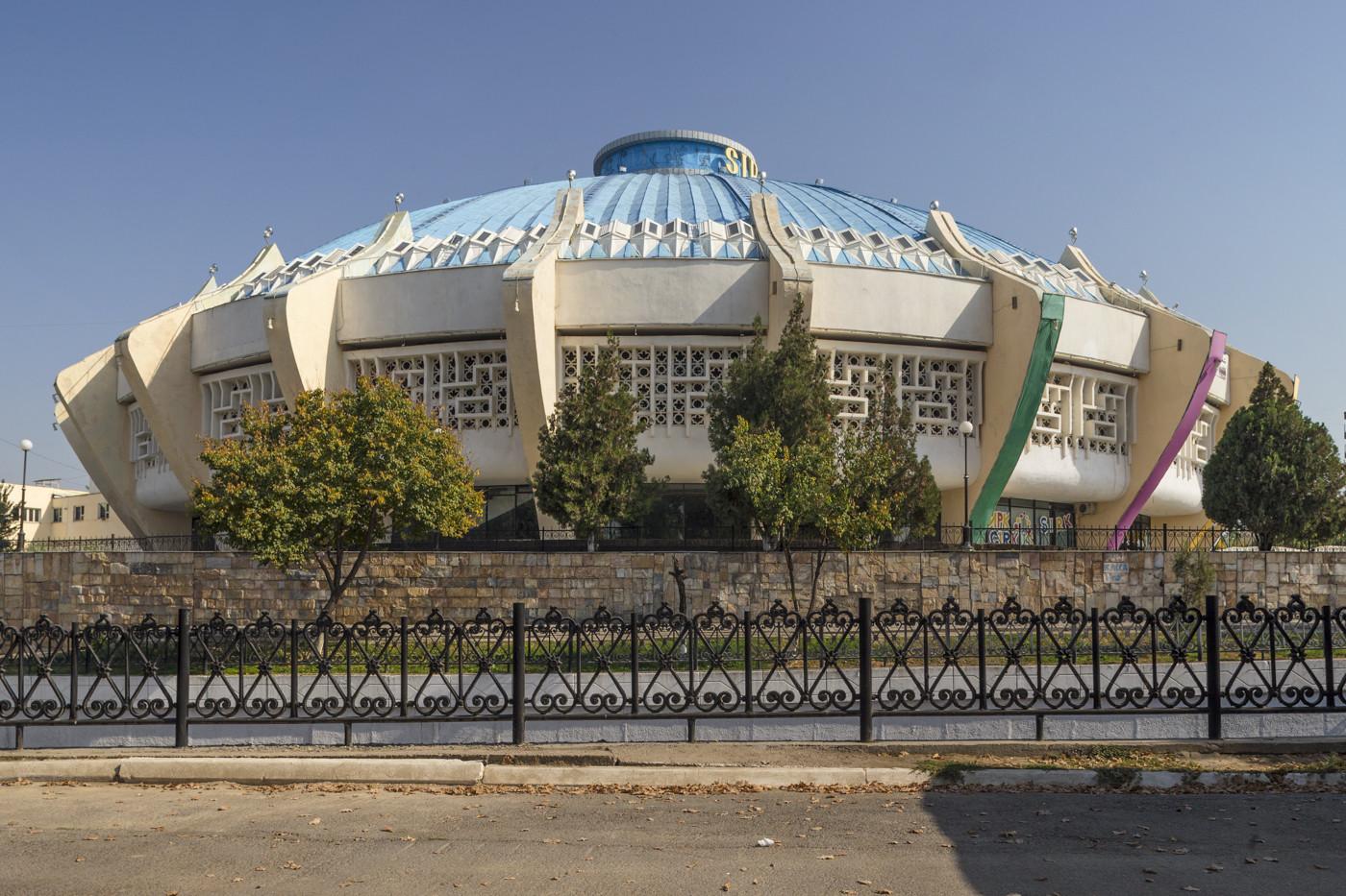 Circo (1976). Tashkent, Uzbekistan