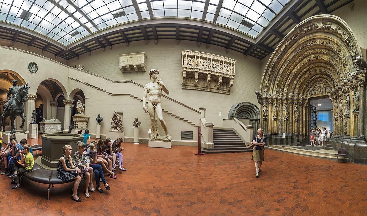 Musée d'État des Beaux-Arts Pouchkine