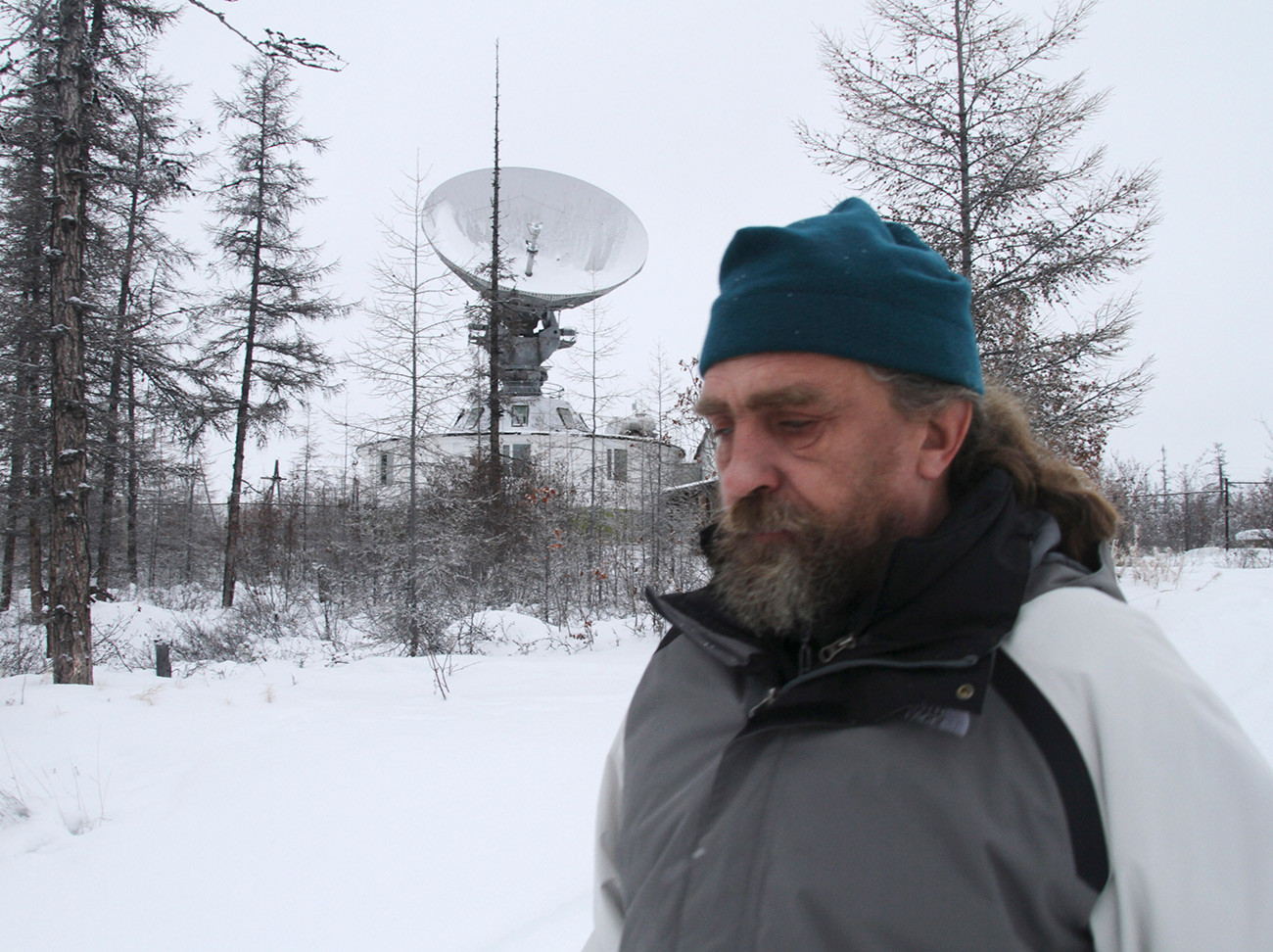 Сергеj Зимов