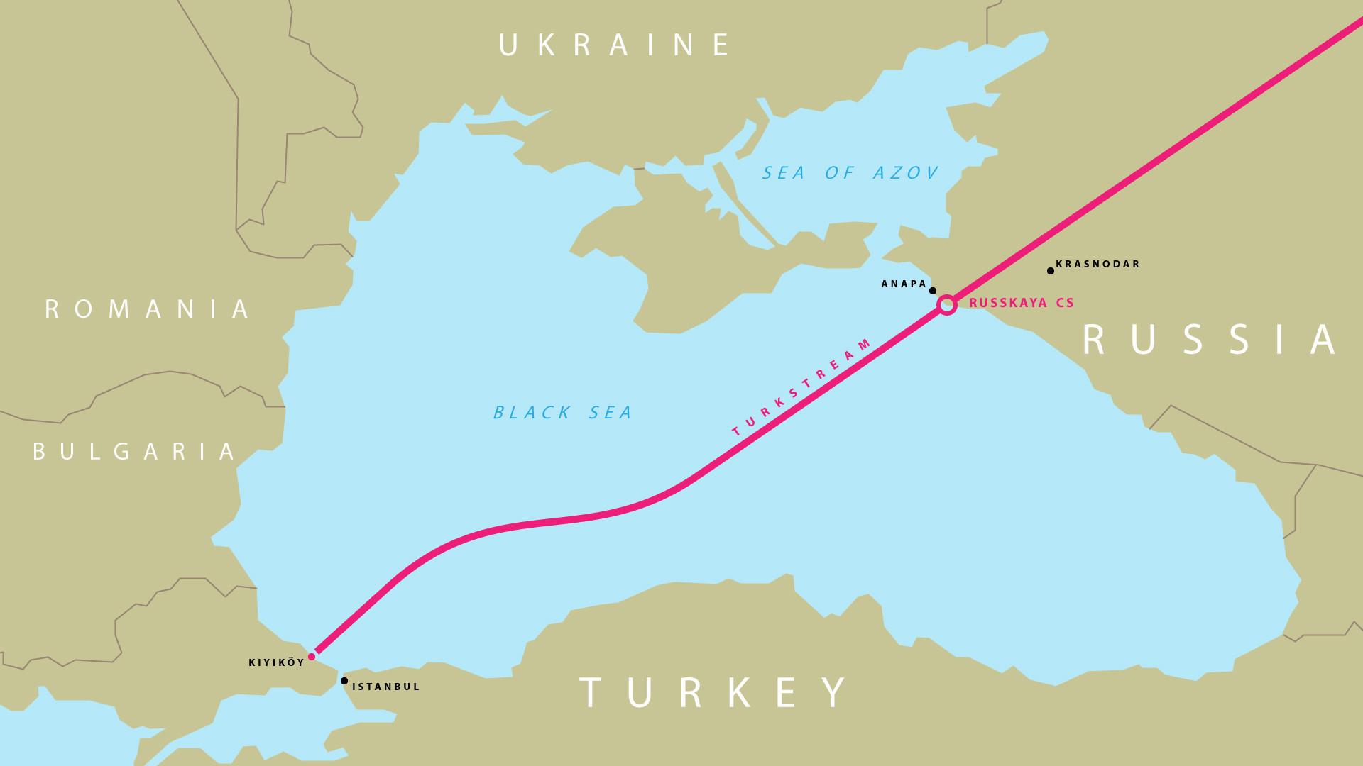 Sumber: Gazprom