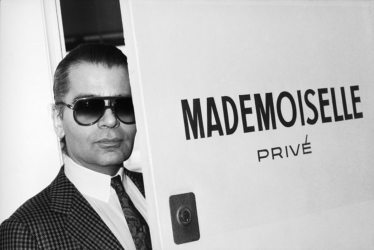 Wladimir Sytschow. Karl Lagerfeld