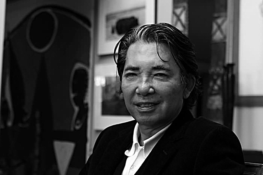 Wladimir Sytschow. Kenzō Takada