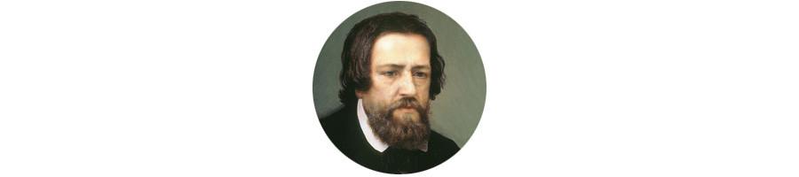 アレクサンドル・イワーノフの肖像画