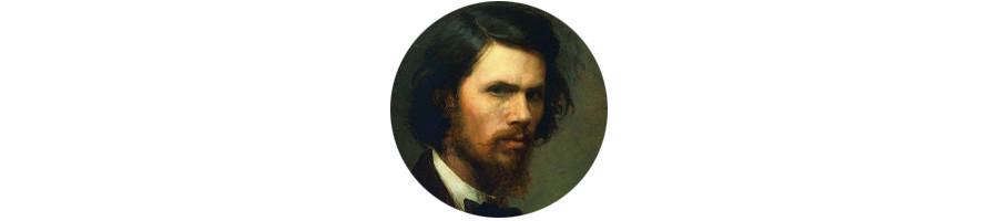 イワン・クラムスコイの肖像画