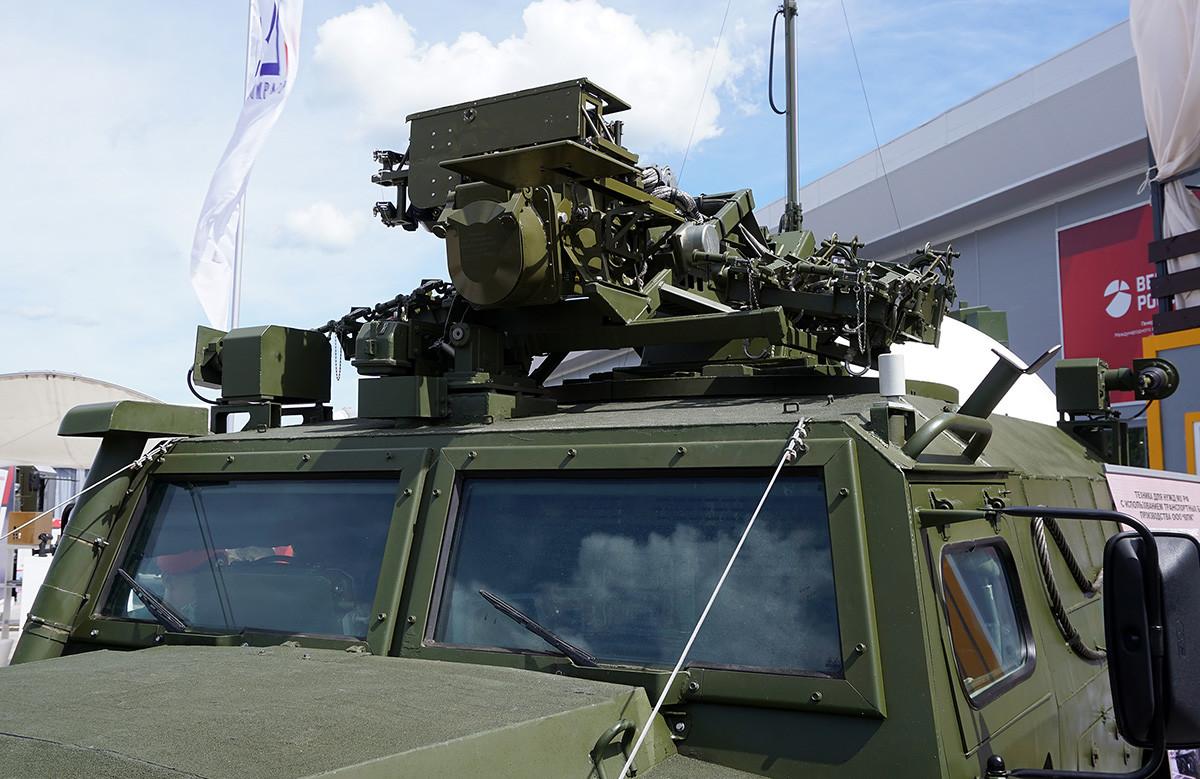 防空システム「ギープカ-S」