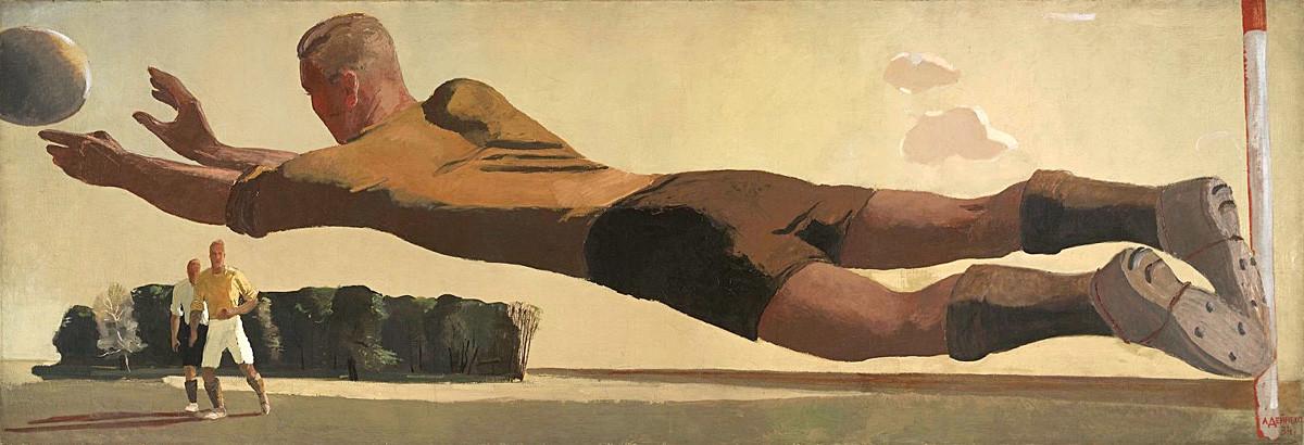 Gardien de but, 1934