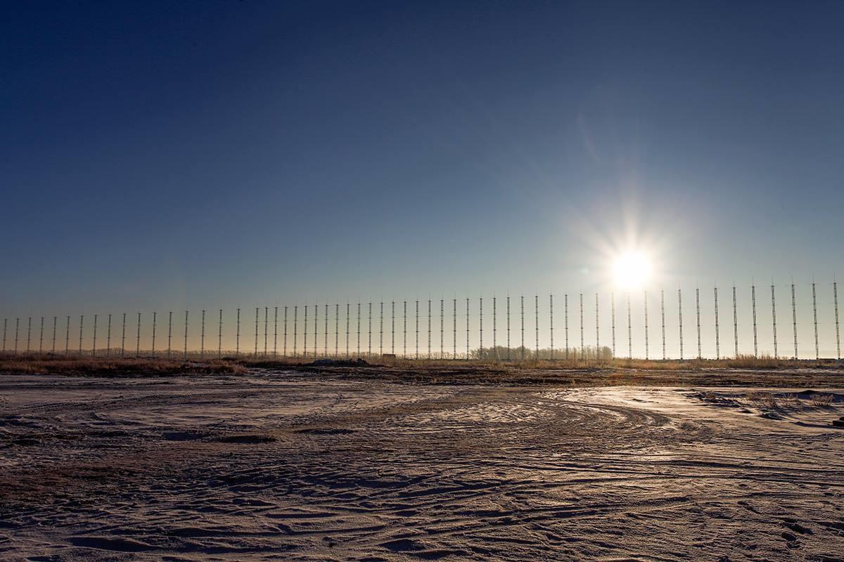 Čezhorizontski radar Kontejner  - edina trenutno aktivna postaja stoji v republiki Mordoviji.