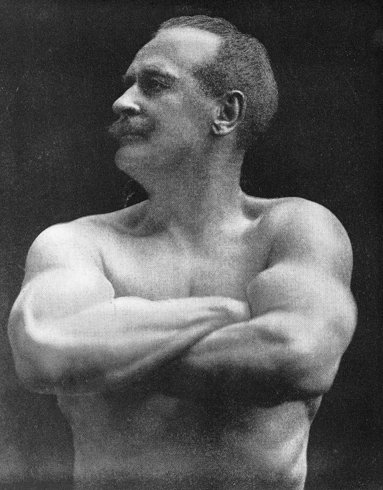 Jevgenij Sandov u 52. godini života