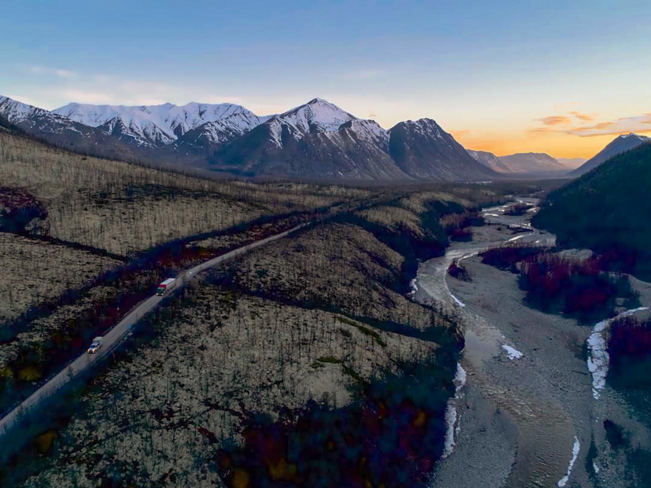 "Memulihkan ekosistem ""stepa mamut"" dapat membantu memerangi pemanasan global."