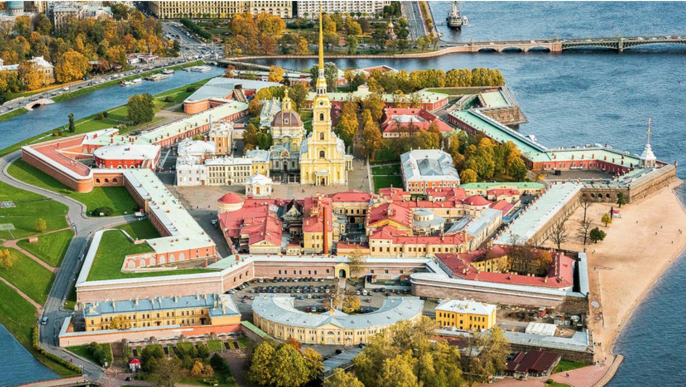 Петропавловскa тврђавa