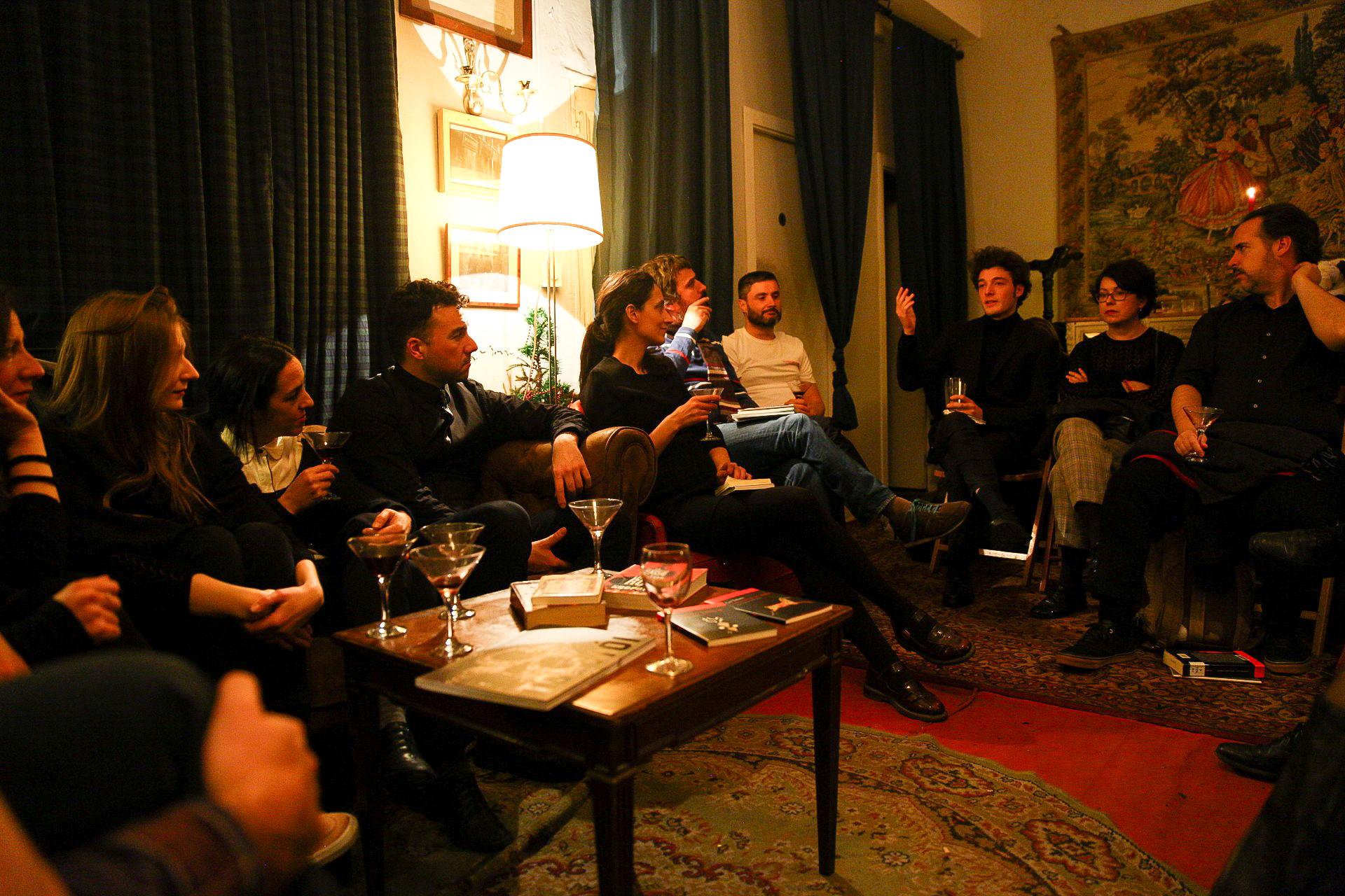 Una sesión de The Russian Club en V. Manneken