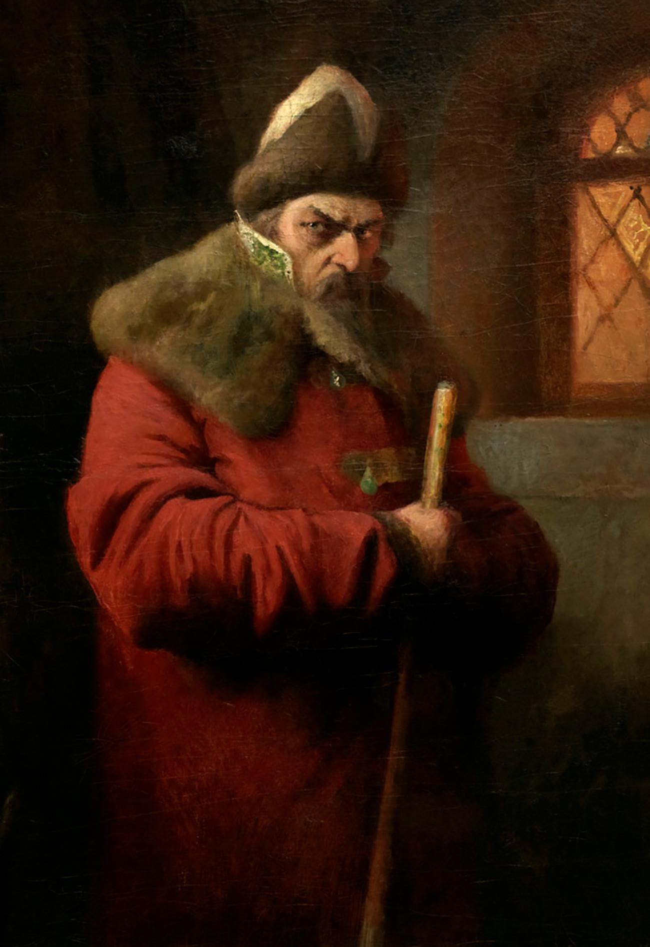 Иоанн Васильевич Грозный