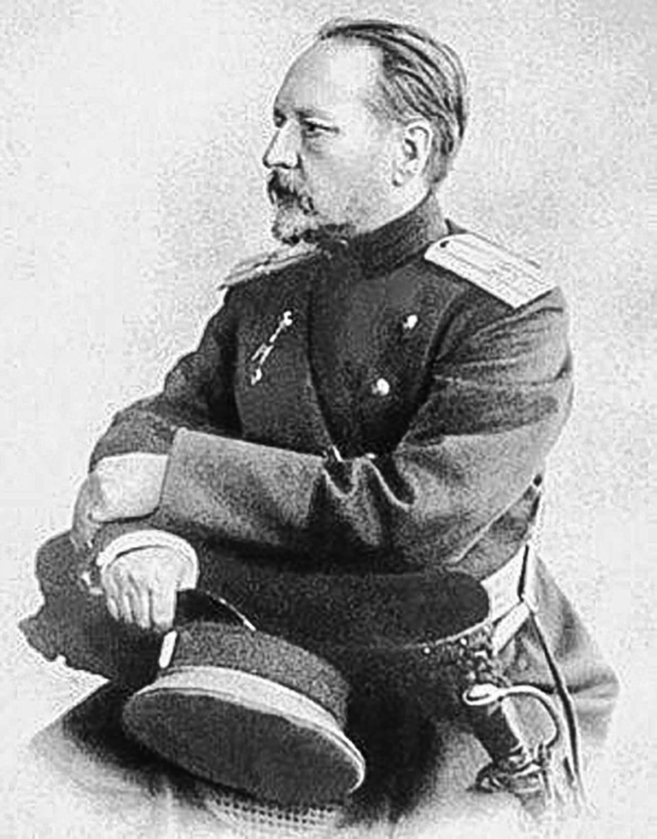 Бурскиот генерал Евгениј Максимов