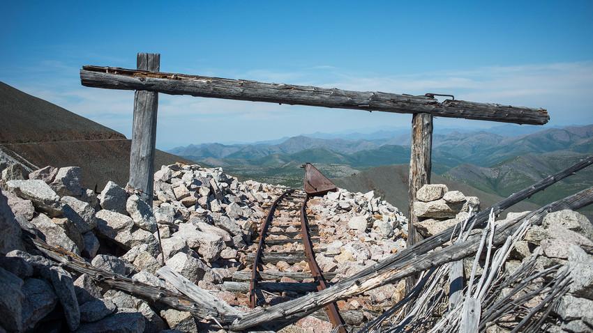 Kolima, taborišče Butugičag (prevedeno iz evenščine: »Dolina smrti«)