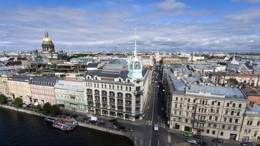 San Pietroburgo Scatta La Tassa Di Soggiorno Per I Turisti Stranieri La Novita Dal 2021 Russia Beyond Italia