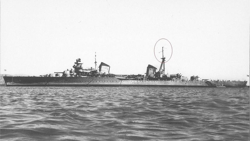 Крстарица Молотов