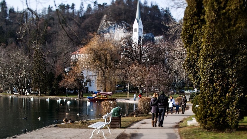 Bled, Slovenija 2012