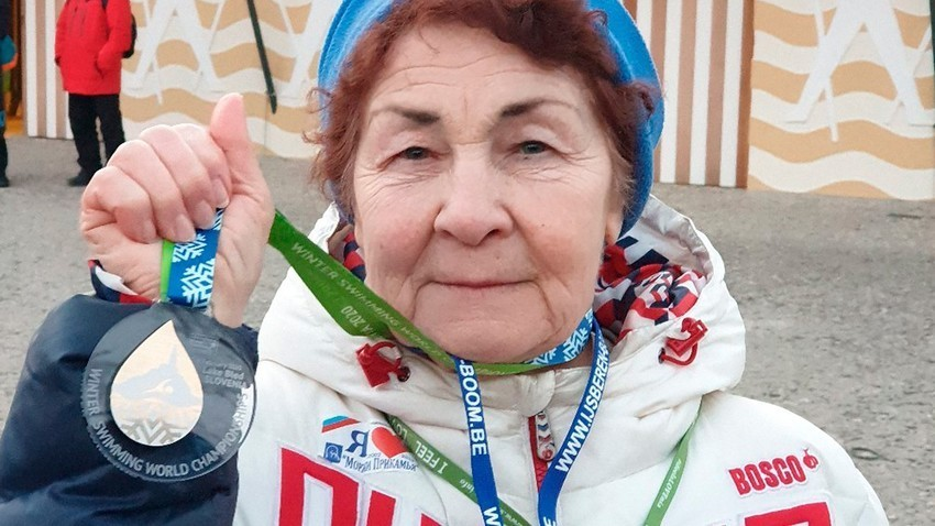 Нина Максимова