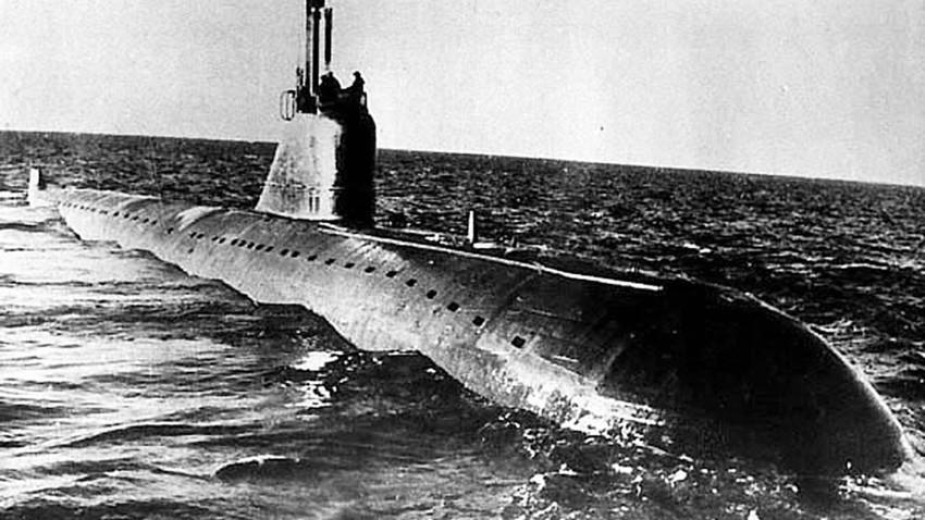 Rússia vai retirar do fundo do mar todos seus submarinos nucleares afundados