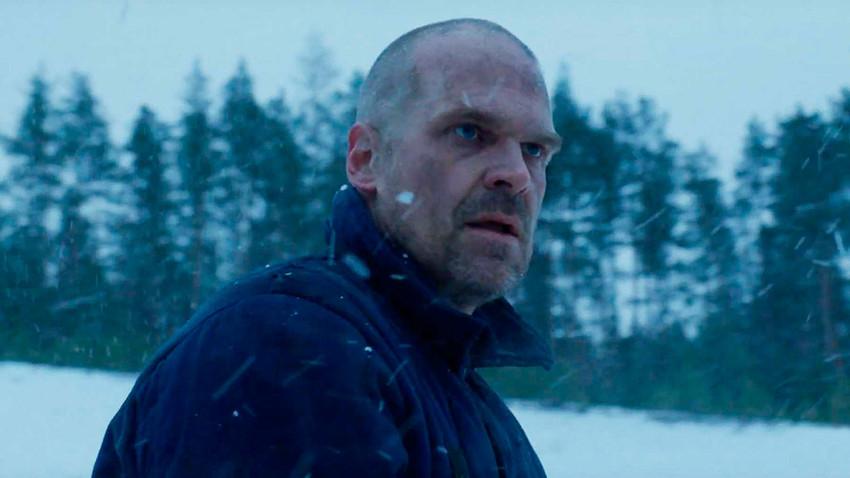 "Jim Hopper u službenom teaseru za četvrtu sezonu serije ""Stranger Things""."
