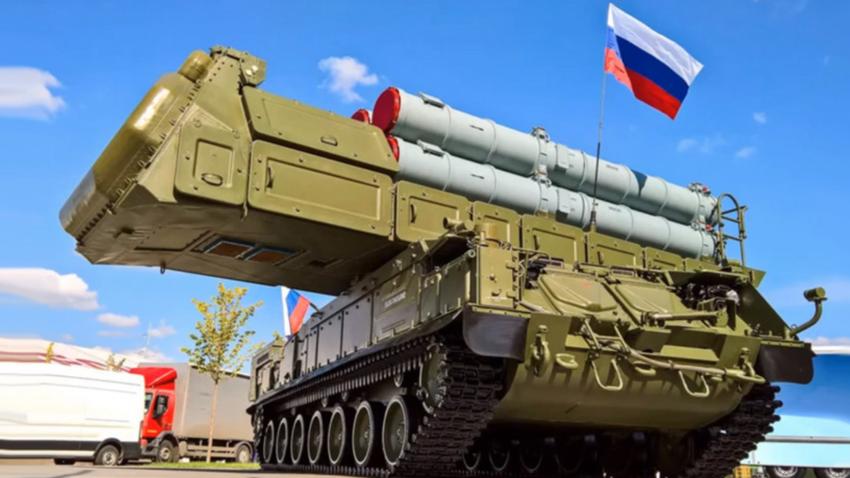 """Ракетни ПВО систем средњег домета 9К317М """"Бук-M3"""""""