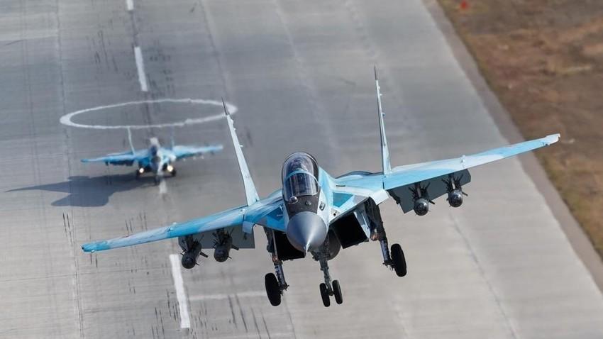"""Корпорацијата """"МиГ"""" патентираше систем за автоматско управување со воени авиони при слетување на писта."""