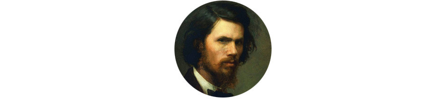 Портрет Ивана Крамского