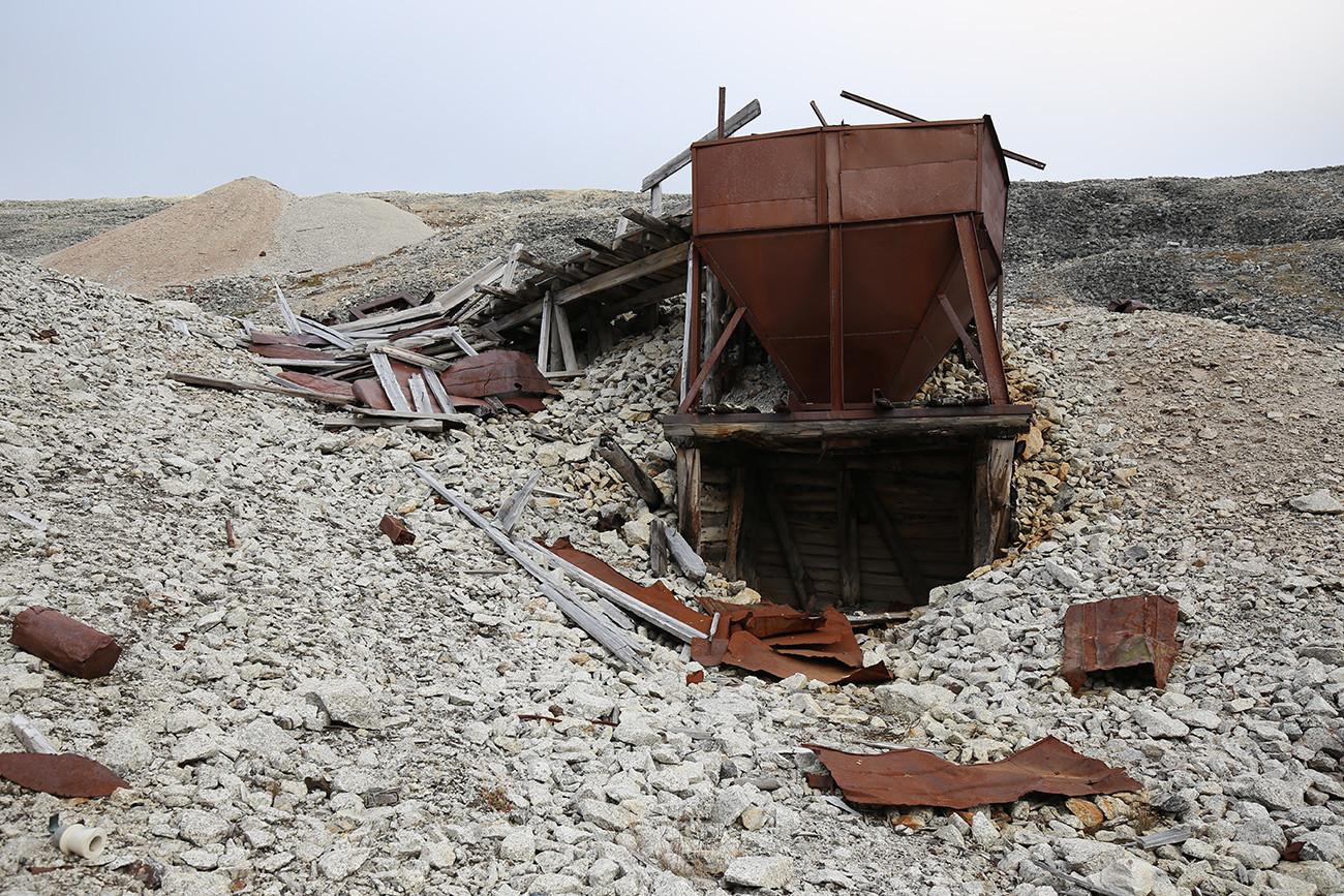 Taborišče za pridobivanje urana »Severni«