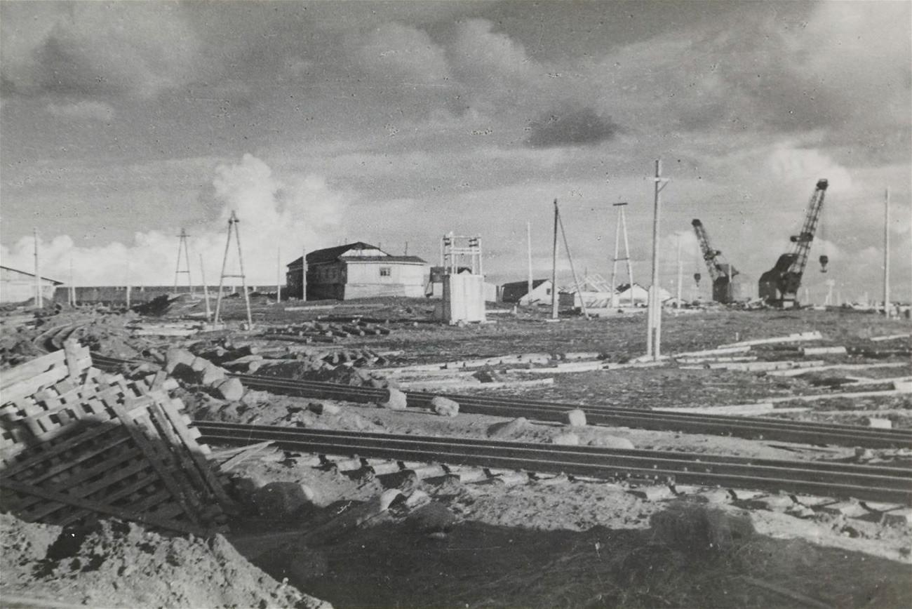 Campo de trabajos forzados de Norilsk